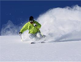 世界有名的粉雪富良野滑雪場